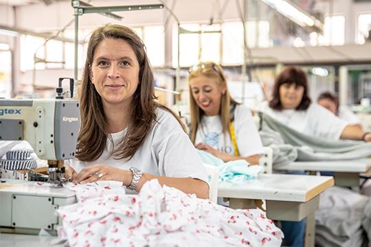 Empresa de Confeção de Roupa para Bebé e Criança